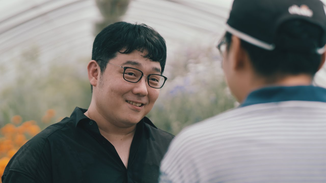 Download How Auprès Chef Lee Ji-won Combines Nature and Photography In His Cuisine
