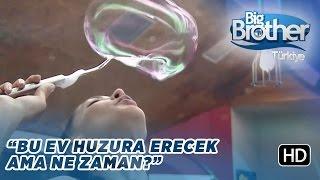 Big Brother Türkiye Evinde Gergin Anlar!