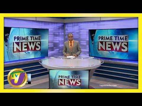 Jamaica News Headlines | TVJ News - June 8 2021