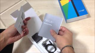 Asus Google Nexus 7 2013 16 GB Wifi Unboxing!