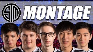 BEST TSM PLAYS | Summer Split 2016 | Montage