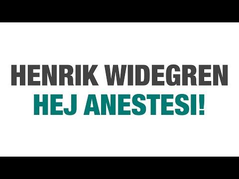 Hej Anestesi!