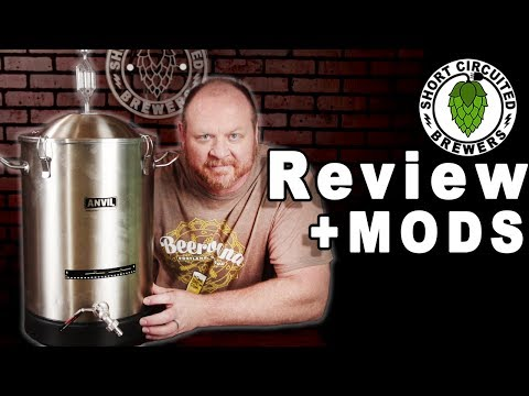 Anvil 7.5 Gallon Bucket Fermenter Review And Modifications