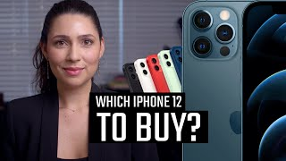 iPhone 12 Buyer's Guide! Tİps and Info to help you choose the best one