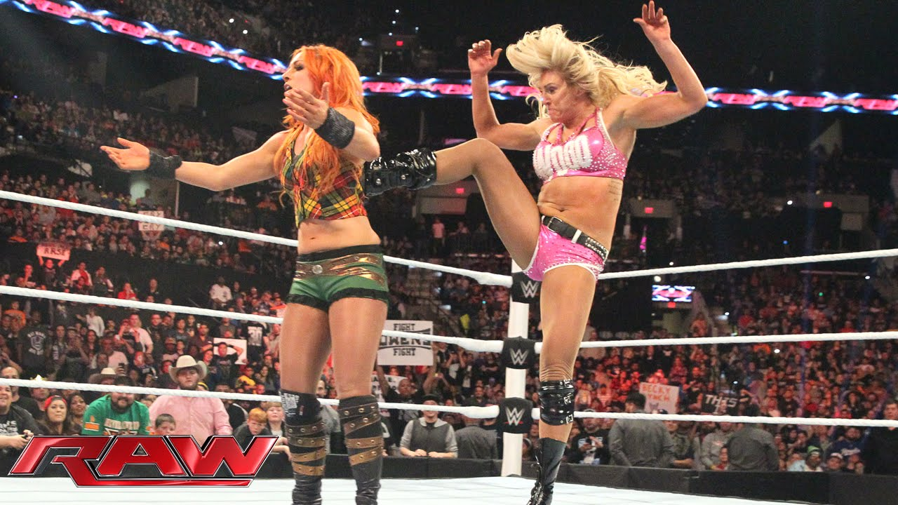 Image result for charlotte vs becky lynch