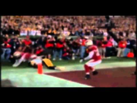Santonio Holmes (Steelers & Jets) Highlights (High)