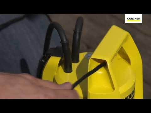 Karcher Sp 5 Dirt Sp Box Promo Youtube