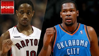 Which nba free agents deserve max contracts? [durant? drummond? derozan?]