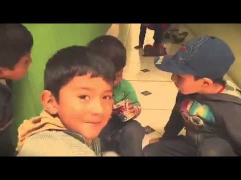 Volunteer at Kindergaten in Peru