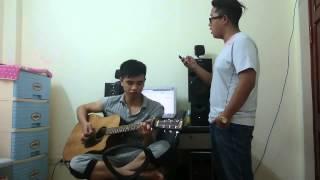 (Tấn Minh) Thu Không Em- Aucostic guitar Vũ Hải Đăng