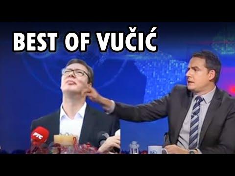 Omiljene reprizne izjave Aleksandra Vučića.