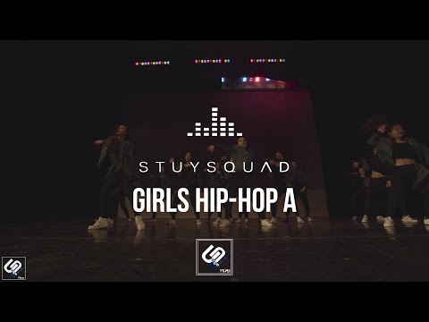 Girls Hip Hop A | FRONT ROW | Stuy Squad 16-17
