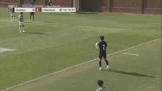 Men's Soccer - 2020/2021 NCAA Tournament Second Round - Stanford vs Omaha 05-02-2021