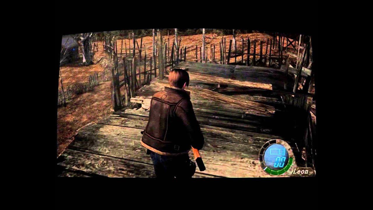 Resident Evil 4 (Playstation 2) - castellano - PCSX2 + SweetFX