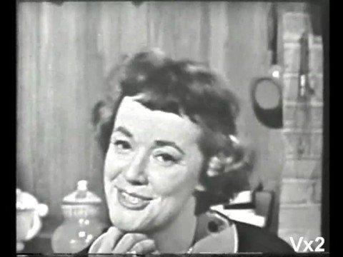 Gisele MacKenzie & Edie Adams tribute.Marriage Medley. 1958