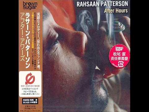 Rahsaan Patterson - If mp3