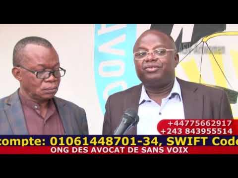 Avocat des Sans Voix en activité / Lawyer of Voiceless in activity