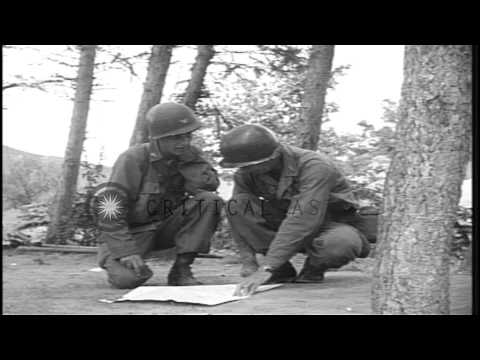 US General J. Lawton Collins leaves EUSAK (Eighth United States Army in Korea) he...HD Stock Footage