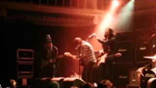 The Bent Moustache with J.Mascis - Hey Mate - Live at the Paradiso 12.2.13 (Supporting Dinosaur Jr.)
