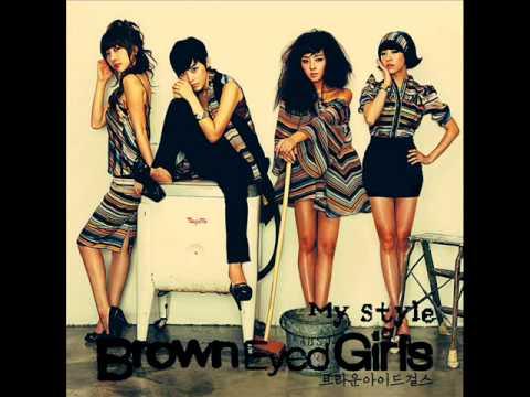 Brown Eyed Girls-01 My Style (Hidden Track).wmv