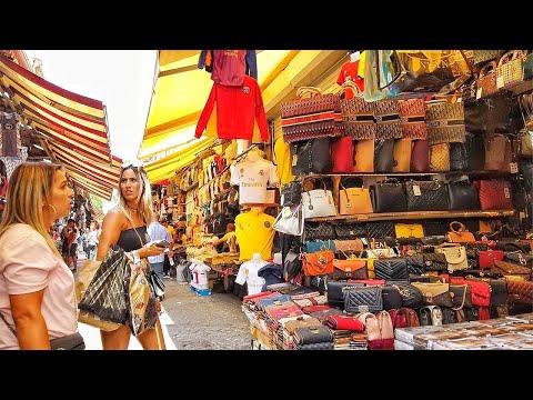 Istanbul Fake Market Spree Near The Grand Bazaar 2019
