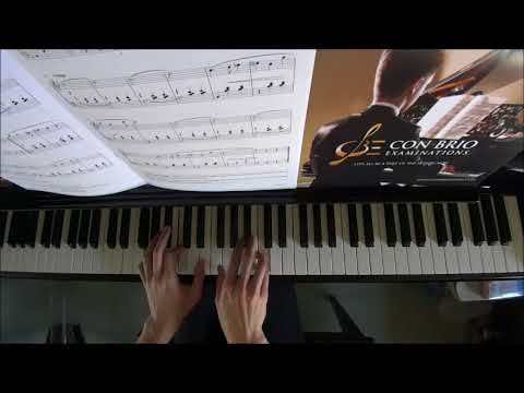 AMEB Piano for Leisure Series 4 Grade 3 No.6 Grechaninov The Little Would-be Man Op.98 No.15 by Alan