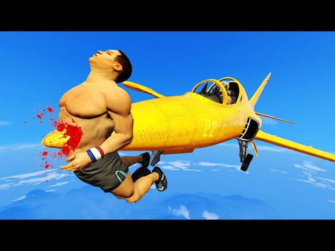 GTA 5 FAILS - #2 (GTA 5 Funny Moments...