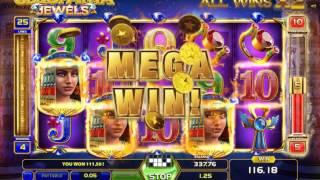 Cleopatra Jewels (GameArt) BIG WIN