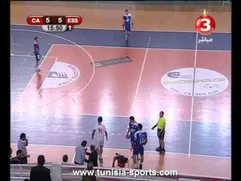 HAND CA ESS -1- tunisia-sports.com.avi