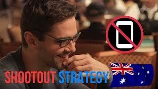 Shootout Poker Strategy with WSOP Bracelet Winner James Obst