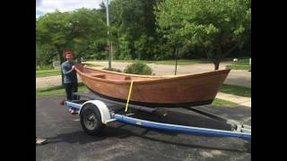 Clark Fork Drifter Drift Boat