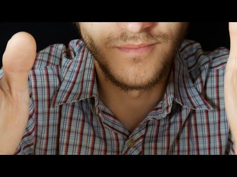 Ear scratching, Scalp massage ASMR - no talking -