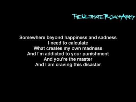 Papa Roach - Getting Away With Murder {Lyrics on screen} HD