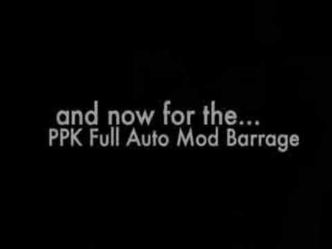 Full Auto C02 PPK