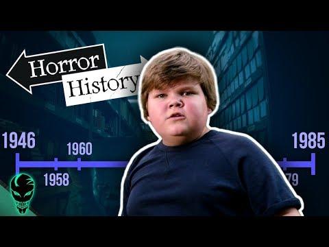 IT: The History of Ben Hanscom | Horror History