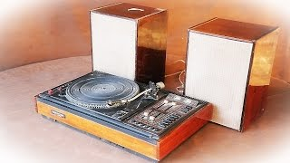 Электрофон Арктур 004 Стерео СССР 1982 г