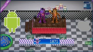 FNaF 6: Pizzeria Simulator iOS / Android