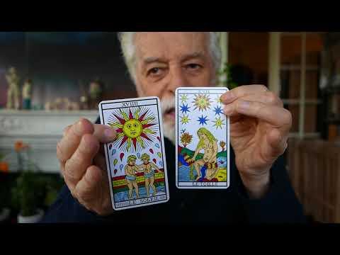 Why I never found Love? Tarot Reading by Alejandro Jodorowsky for Christophe