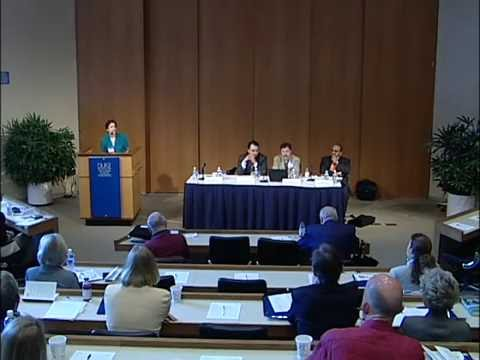 LENS Conference 2005 | Defining & Understanding the Cause of Terrorism, Panel 1