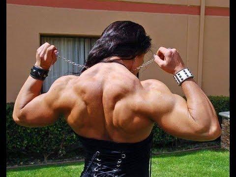 Enormous female bodybuilders