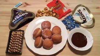 doughnut dreidel