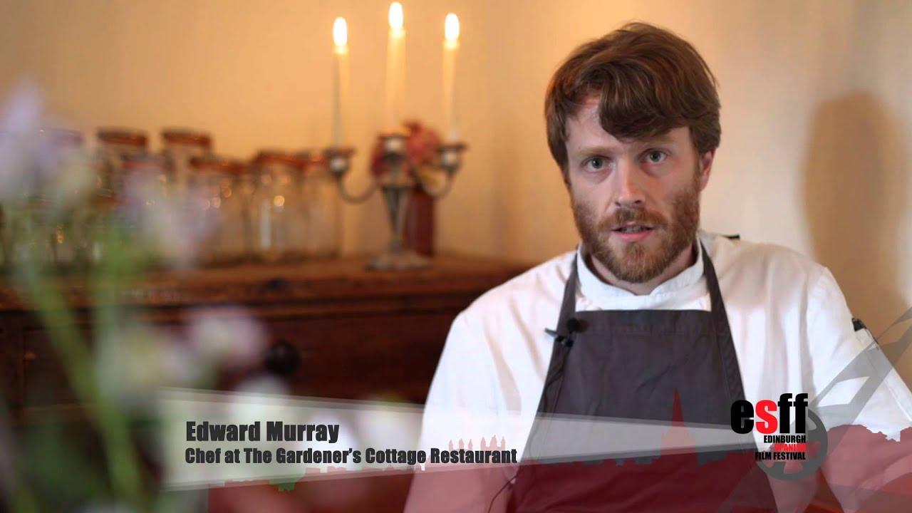 Mugaritz Bso Special Event At Esff With Edward Murray Chef At