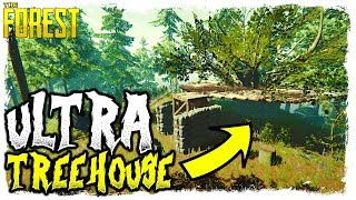 The Forest | THE ULTIMATE TREE HOUSE | Timmy's Fate Ep.3