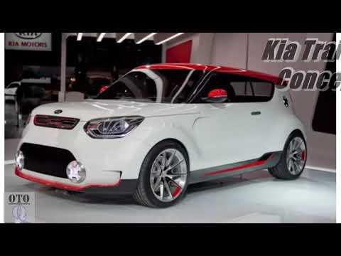 2018 Kia Trailster New Design Exterior And Interior