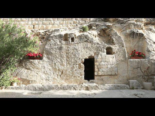 Ele VIVE ❤️✝️ -  Jardim do Túmulo - Jerusalém - Israel 🇮🇱
