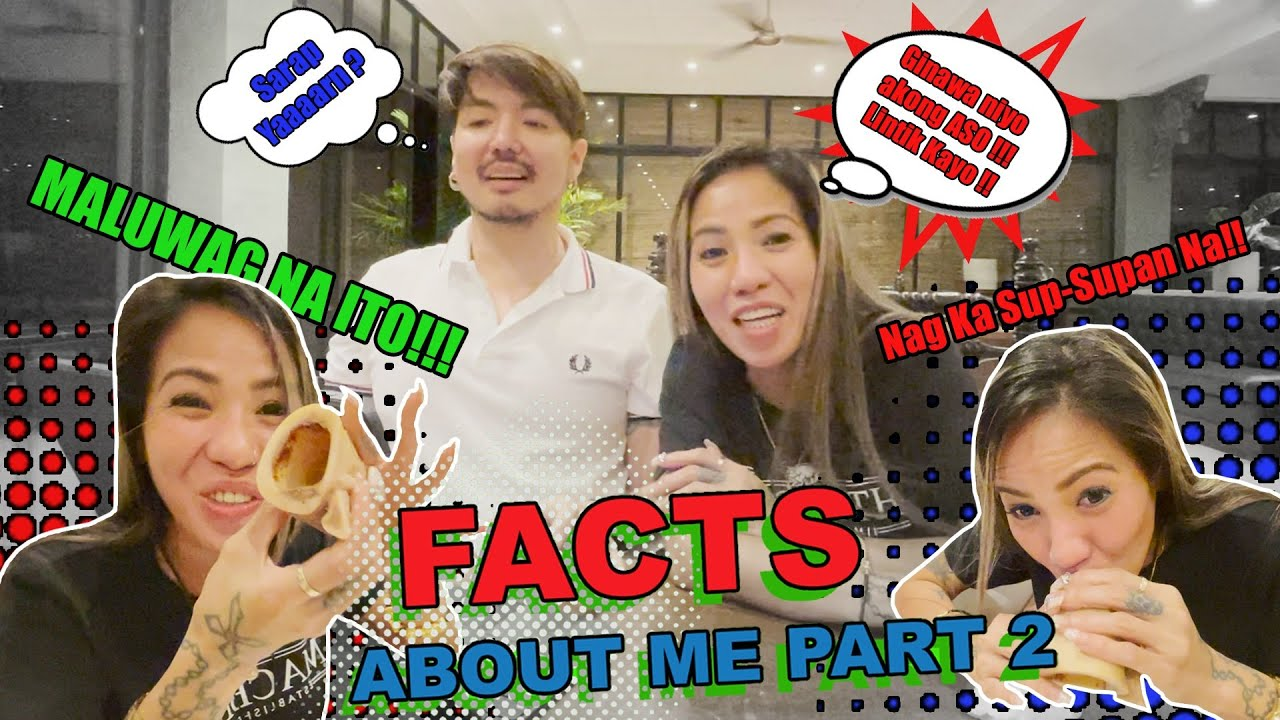 FACTS ABOUT ME (PART 2) l DAISY LOPEZ AKA MADAM INUTZ