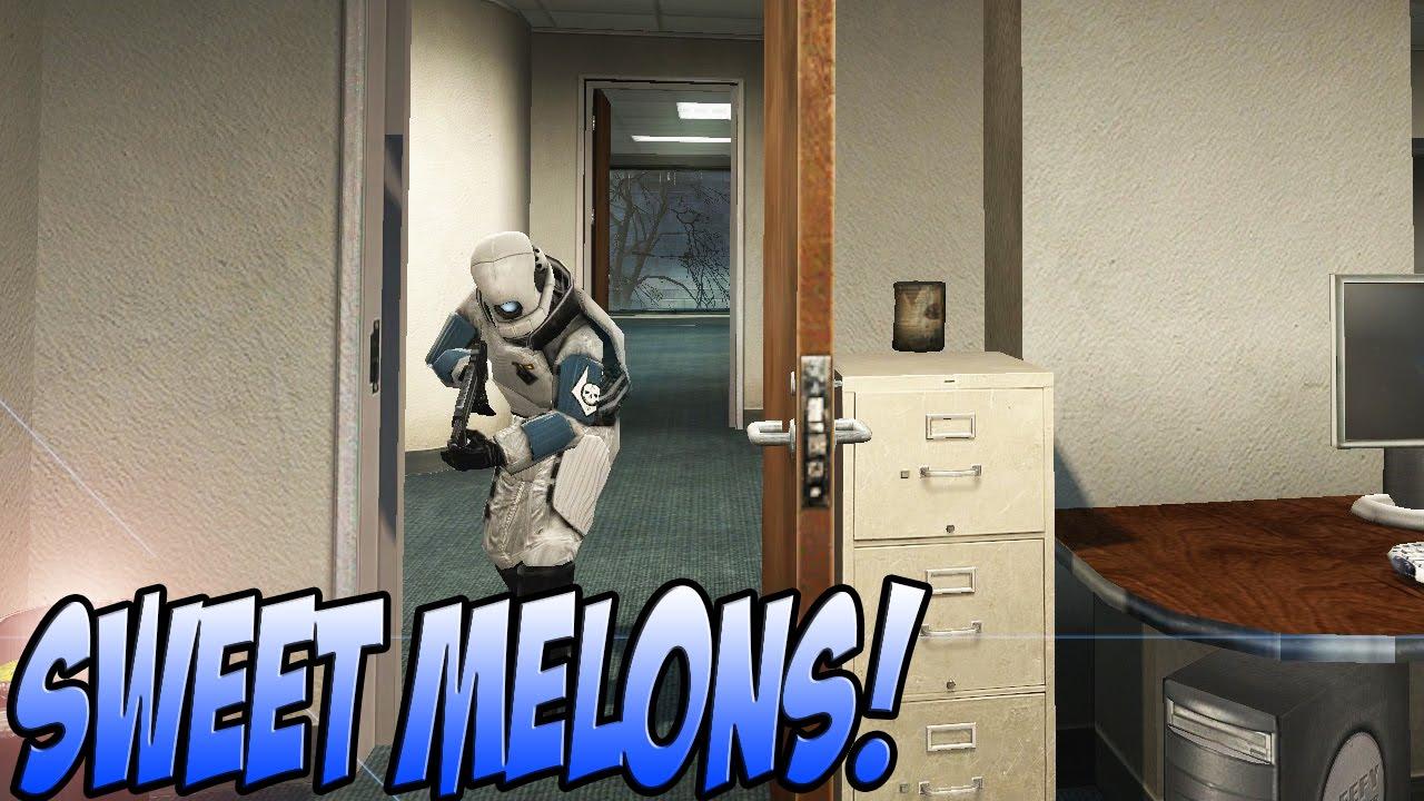 Garry s mod sweet melons youtube