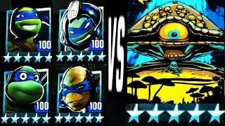 Черепашки Ниндзя Легенды ДУХ игра мультфильм Испытания ПЛАТИНОВОЕ TMNT Legends UPDATE X