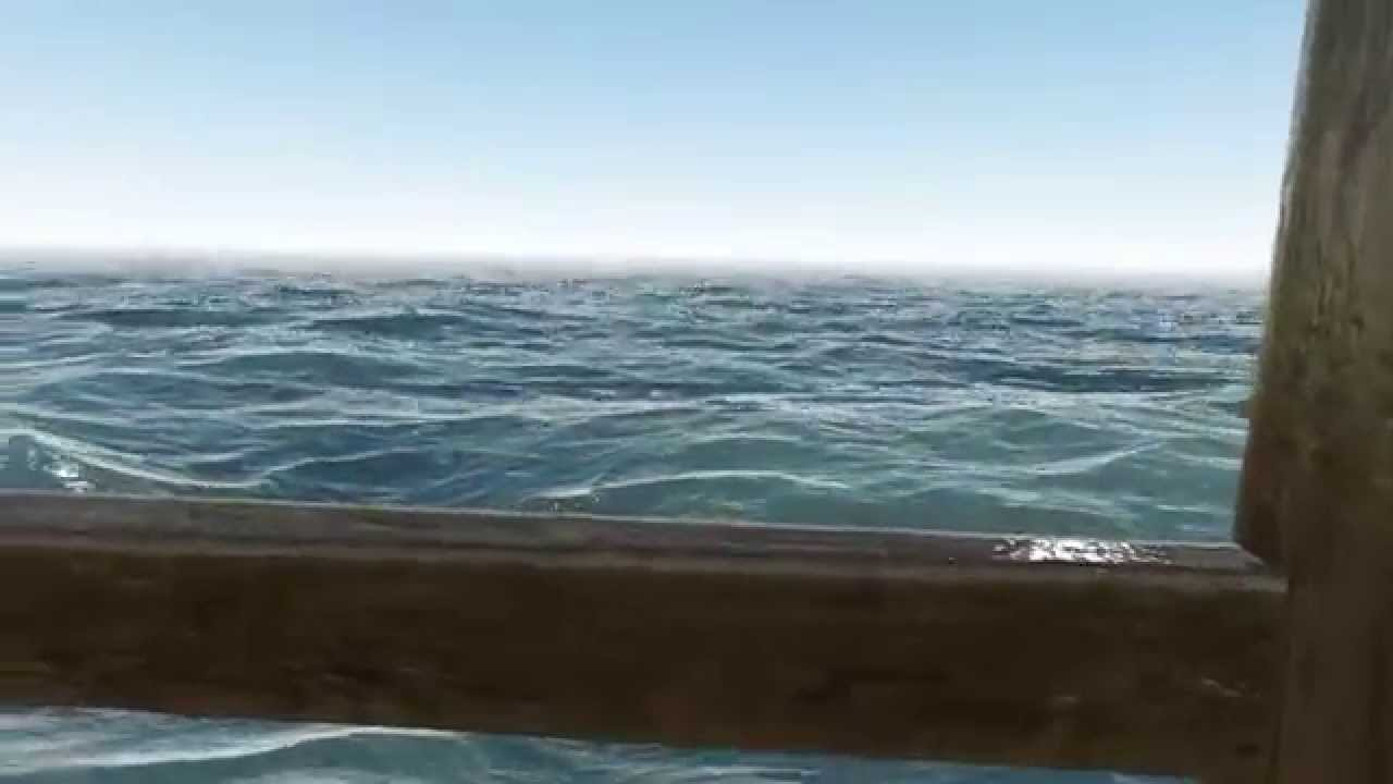 Raymarched ocean from Shadertoy - Unity Forum