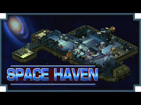 Space Haven - (Spaceship Colony Sim)